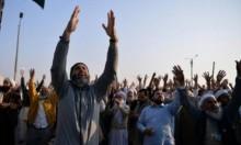 وزير العدل الباكستاني يستقيل بضغط من المتظاهرين