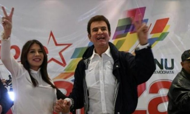 نصر الله يتصدر نتائج الانتخابات الرئاسية في هندوراس