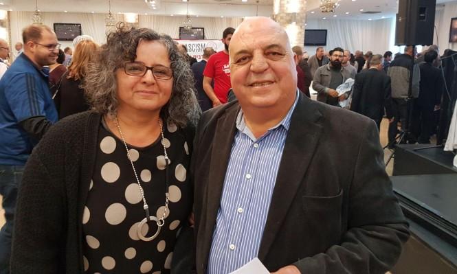 """رئيس الجبهة المنتخب لـ""""عرب 48"""": سنحافظ على المشتركة والمتابعة"""