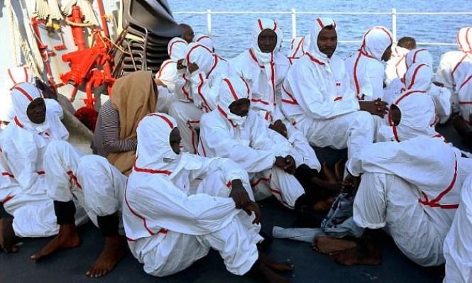 ليبيا: أسماك القرش تفترس عشرات المهاجرين في المتوسط