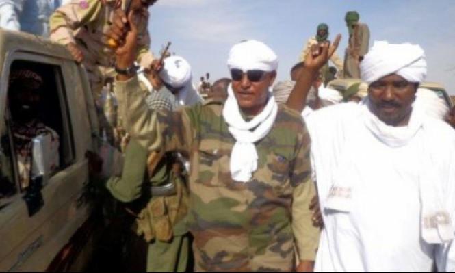 السودان: اعتقال قائد فصيل عسكري في دارفور