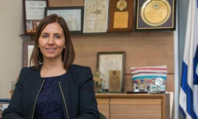 وزيرة إسرائيلية بالقاهرة بعد حادثة دبلوماسية