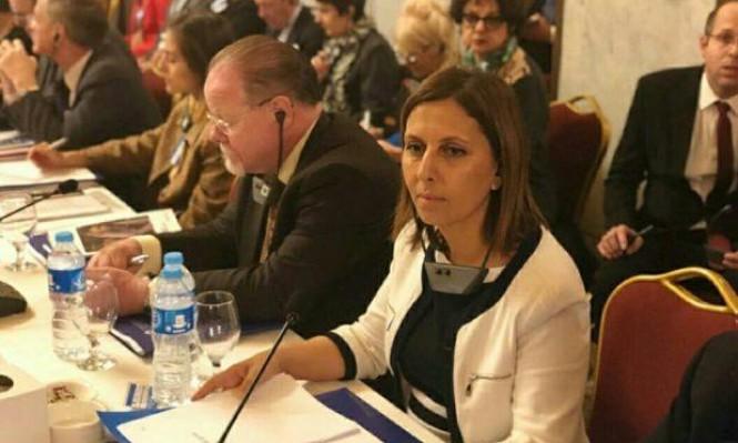 وزيرة إسرائيلية من القاهرة: علينا مكافحة الإرهاب معا لننتصر