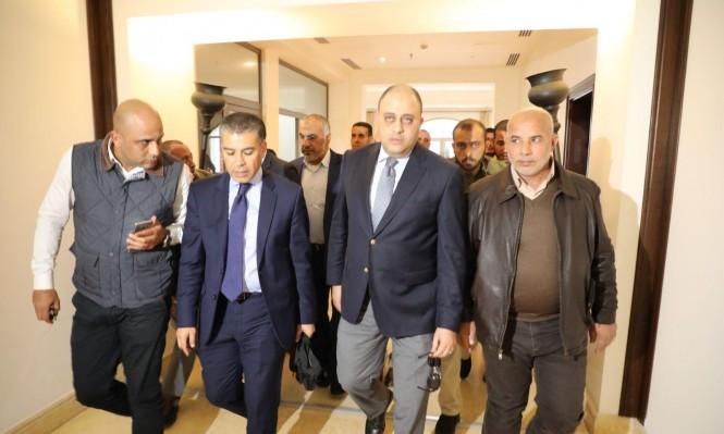 وفد أمني مصري يبحث بغزة تمكين المصالحة