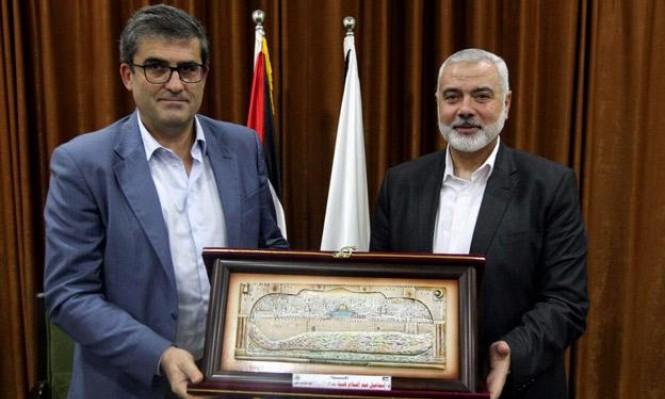 إسرائيل تمنع ممثلي الحكومة السويسرية من دخول غزة