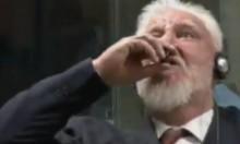 قائد قوات كروات البوسنة السابقة ينتحر بالسم في المحكمة