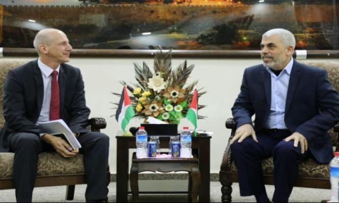"""""""منع دخول مسؤولين سويسريين لغزة لن يخفي جرائم الاحتلال"""""""