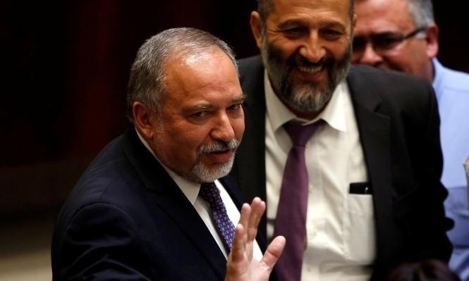 """""""يسرائيل بيتينو"""" سيصوت ضد قانون إغلاق الحوانيت بالسبت"""