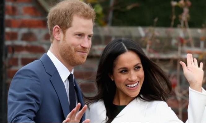 زفاف الأمير هاري وميجان ماركل في أيار المقبل