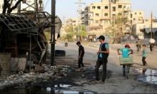 6500 مدني ينزحون يوميًا ومساع لإجلاء المرضى من الغوطة