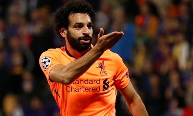 صلاح يواصل التألق ويمنح ليفربول الفوز على ستوك سيتي