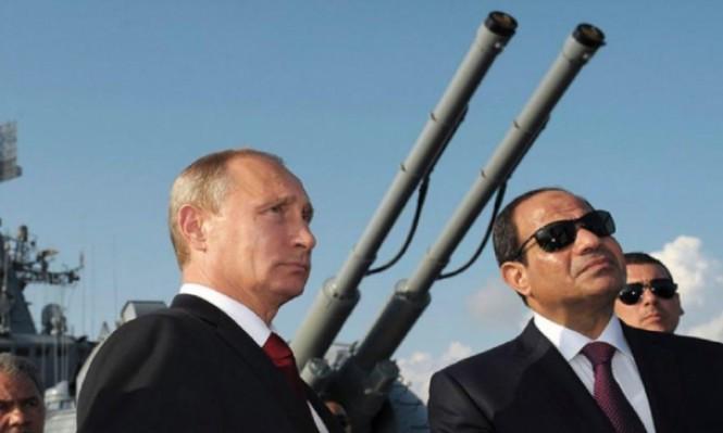 السيسي يسمح لروسيا باستخدام القواعد الجوية المصرية