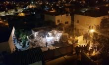 الاحتلال يهدم منزل منفد عملية في قباطية