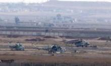 إسقاط مروحية للنظام بجنوب سورية