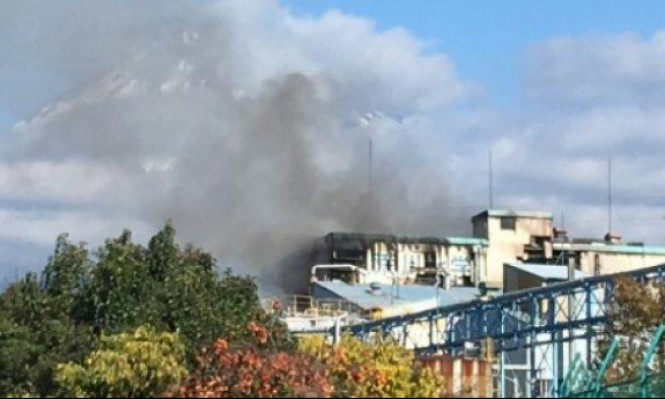 اليابان: مصرع عامل وإصابة11 في انفجار مصنع
