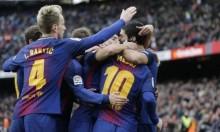 برشلونة يقع بكمين التعادل أمام سيلتا فيغو
