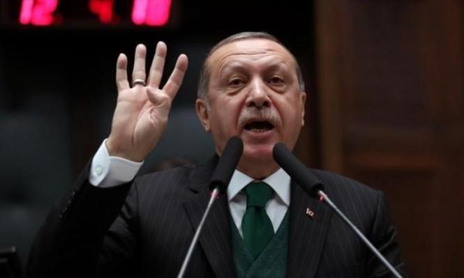 إردوغان: ليس بإمكان المحاكم الأميركية مقاضاة تركيا