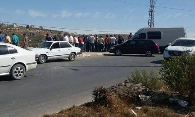 إصابة 4 أشخاص في حادث طرق عند مفرق عيلبون