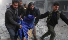المرصد: مقتل 19 مدنيًا في غارات للنظام على الغوطة الشرقية