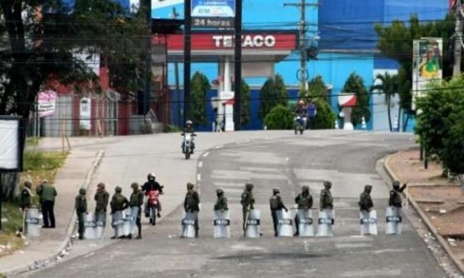 حظر تجول بهندوراس يسبق إعلان الفائز بالانتخابات الرئاسية
