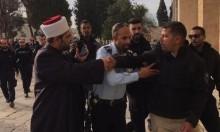 الاحتلال يلاحق حراس الأقصى ويعتقل 3 محامين
