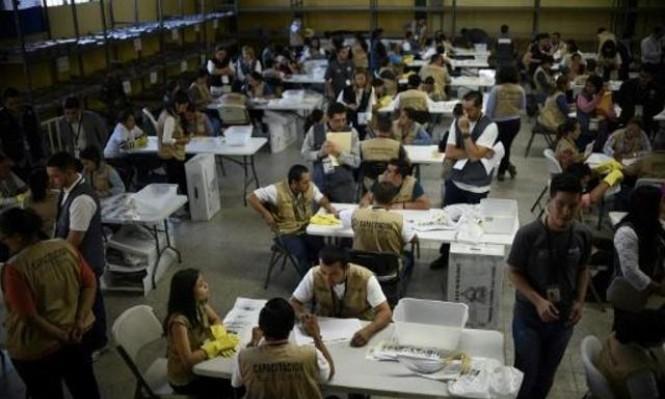 استئناف فرز الأصوات بهندوراس على وقع احتجاجات المعارضة