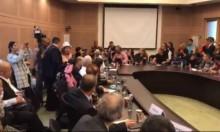 شجار عنيف في جلسة لمناقشة خطة رفع مخصصات الإعاقة