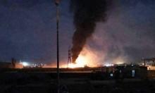 أنباء عن قصف إسرائيلي لموقع عسكري سوري قرب دمشق