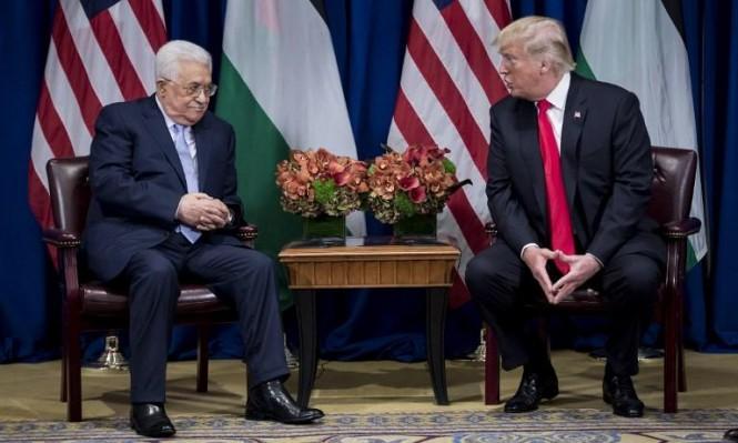 ترامب يبلغ عباس نيته نقل السفارة الأميركية إلى القدس