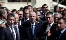 الوفد الحكومي الفلسطيني يصل غزة وعباس يؤكد تحقيق المصالحة