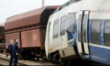 إصابة 41 شخصا في تصادم قطارين غربي ألمانيا
