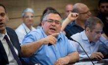 رئيس الائتلاف الحكومي الإسرائيلي يخضع ثانية للتحقيق بشبهات فساد