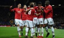 مانشستر يونايتد يحسم تأهله لثمن نهائي دوري الأبطال