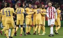 يوفنتوس يتأهل لثمن نهائي دوري أبطال أوروبا