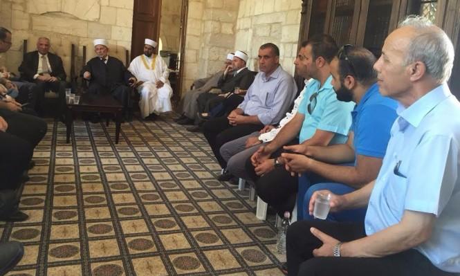التجمع: القدس عاصمة فلسطين رغم أنف ترامب