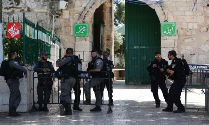 مستوطنون يقتحمون الأقصى على وقع يوم الغضب لنصرة القدس