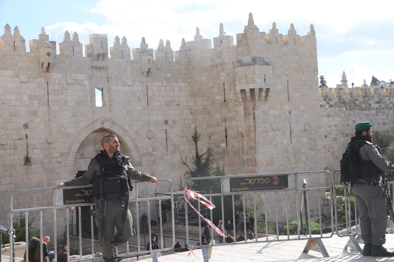 الكسواني: القدس عاصمة فلسطين والمستعمر إلى زوال