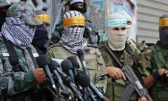 الفصائل العسكرية بفتح تدعو للاشتباك المسلح مع الاحتلال