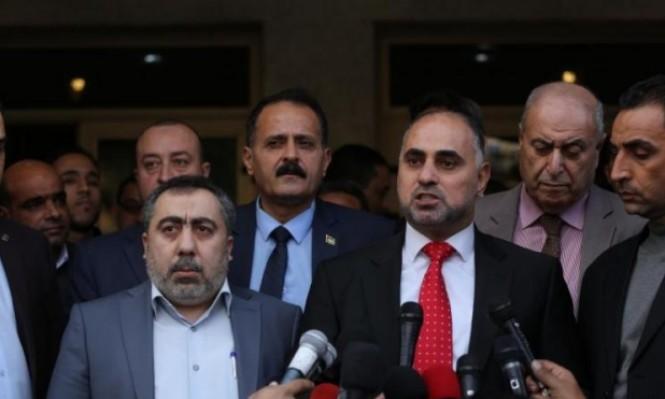 فتح وحماس بغزة تبحثان الخطوات لمواجهة قرار ترامب