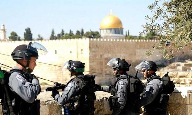 الاحتلال يستنفر بالقدس عقب إعلان ترامب ويشدد إجراءاته الأمنية
