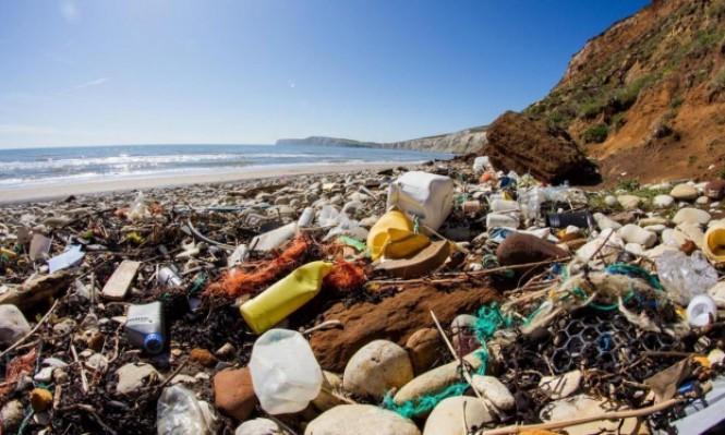 مخلفات البلاستيك تهدد حياة الكائنات البحرية في المحيطات