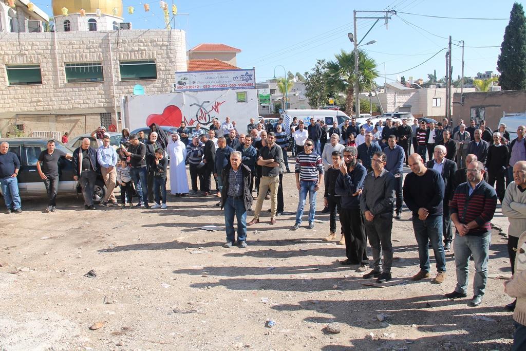 مسيرات غاضبة في البلدات العربية: القدس عاصمة فلسطين