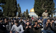 27 ألف فلسطيني أدوا صلاة الجمعة بالأقصى