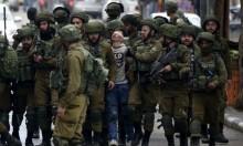 الطفولة في قبضة إسرائيل