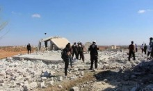 سورية: 613 برميلا متفجرًا في شهر جلّها بالغوطة الشرقية