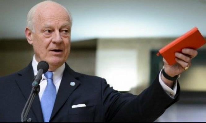 الوفد الحكومي السوري يصل جنيف الأحد