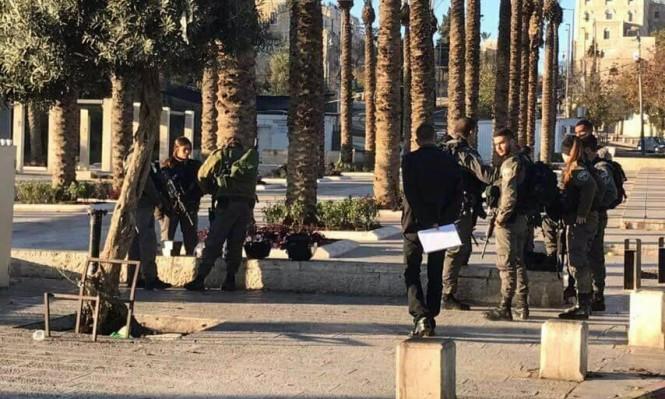 الاحتلال يعزز قواته في الضفة لمواجهة يوم الغضب