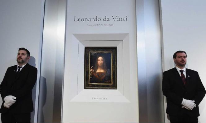 يحارب الفساد؟: بن سلمان اشترى لوحة دافنشي بـ450 مليون دولار