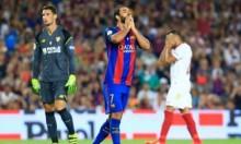 لاعب برشلونة ينتقد قرار ترامب بشأن القدس