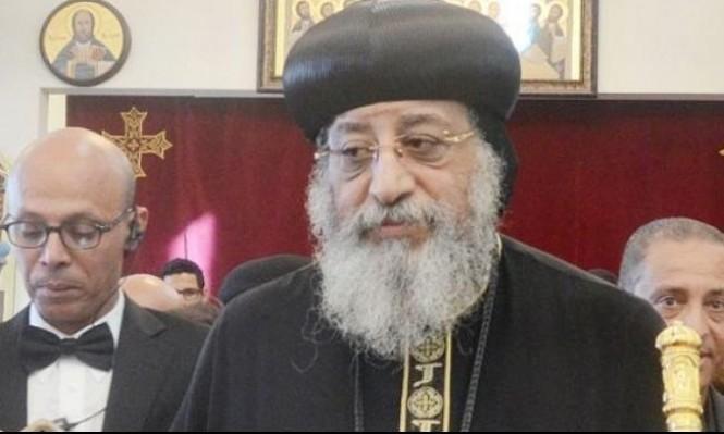 الكنيسة المصرية ترفض استقبال نائب ترامب نصرة للقدس
